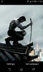 Wolverine Samurai Live Wallpaper screenshot 3/3