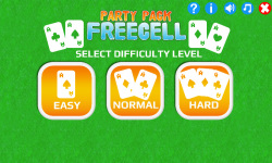 Freecell Party Pack Free screenshot 1/5