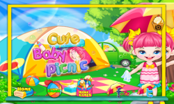 Cute Baby Picnic screenshot 6/6
