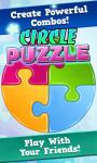 CIRCLE PUZZLE screenshot 1/1