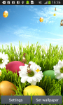 Easter Live Wallpapers screenshot 4/6