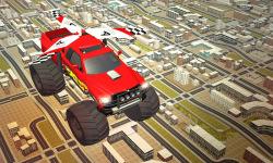 Flying Truck Pilot Driving 3D screenshot 2/4