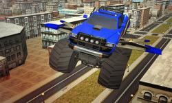 Flying Truck Pilot Driving 3D screenshot 3/4
