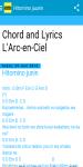 Chord  L Arc en Ciel screenshot 3/3