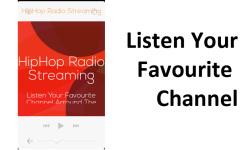 HipHop Radio Streaming - Android Live Radio screenshot 1/3