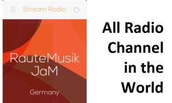 HipHop Radio Streaming - Android Live Radio screenshot 2/3