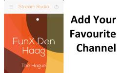 HipHop Radio Streaming - Android Live Radio screenshot 3/3