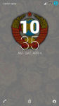USSR xperia theme personal screenshot 1/5