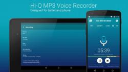 Hi Q MP3 Voice Recorder Pro intact screenshot 4/6
