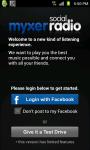 Myxer SocialRadio screenshot 1/5