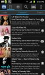Myxer SocialRadio screenshot 3/5