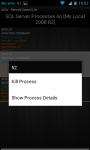 aSQL - Remote Control Lite screenshot 4/6