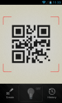 Secure QR and Barcode reader screenshot 2/6