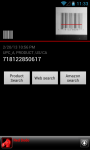 Secure QR and Barcode reader screenshot 3/6