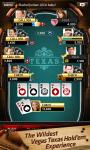 Vegas Poker Live Texas Holdem screenshot 1/5