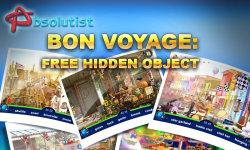 Bon Voyage: Hidden Object screenshot 1/5