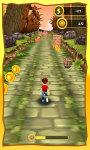 3D Jungle Runner Racing Game screenshot 3/6
