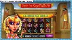 Caesars Slot screenshot 2/5