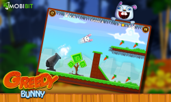 Greedy Bunny - Feed The Monster screenshot 1/3
