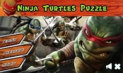 Ninja Turtles Puzzle-sda screenshot 1/4