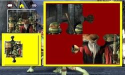 Ninja Turtles Puzzle-sda screenshot 3/4