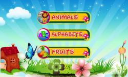 Kids Puzzle Free screenshot 2/6