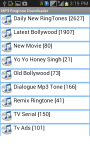 Ringtones Downloader screenshot 2/4