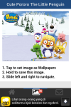Cute Pororo the Little Penguin Wallpaper screenshot 5/5