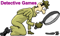 Detective Games screenshot 1/1