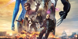 XMen Days Of Future Past 3D Live Wallpaper screenshot 1/6