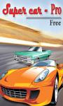 Super Car2  Pro-Free screenshot 1/3