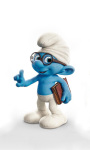 Smurf The Movie Live Wallpaper screenshot 1/6