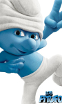 Smurf The Movie Live Wallpaper screenshot 6/6