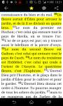 La Bible en  Français screenshot 3/3