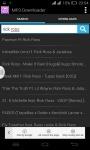 Music Downloaderr screenshot 1/6