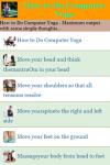 How to Do Computer Yoga screenshot 2/3