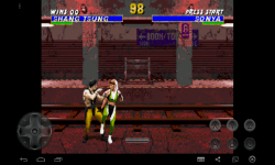 Mortal Kombat 3 new levels screenshot 1/4