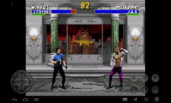 Mortal Kombat 3 new levels screenshot 4/4