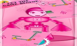 Pink Robo super power girl screenshot 3/4