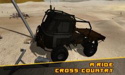 Hill Climb UAZ screenshot 1/3