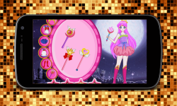 Sailor Moon Cyrstal Dress Up screenshot 2/4