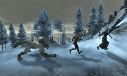 Werewolf Simulation 3D screenshot 4/6