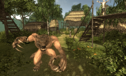 Werewolf Simulation 3D screenshot 6/6