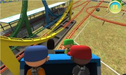 Real Roller Coaster Simulator screenshot 3/6