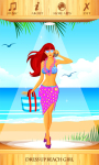 Dress Up Beach Girl screenshot 2/5