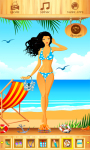 Dress Up Beach Girl screenshot 3/5