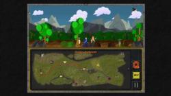 Pixel Heroes Byte  Magic entire spectrum screenshot 2/6