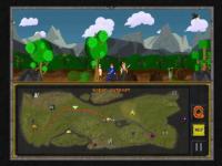 Pixel Heroes Byte  Magic entire spectrum screenshot 3/6