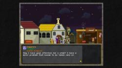 Pixel Heroes Byte  Magic entire spectrum screenshot 5/6