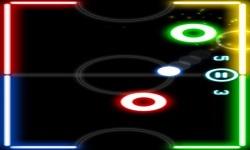 Glows Hockey screenshot 2/6